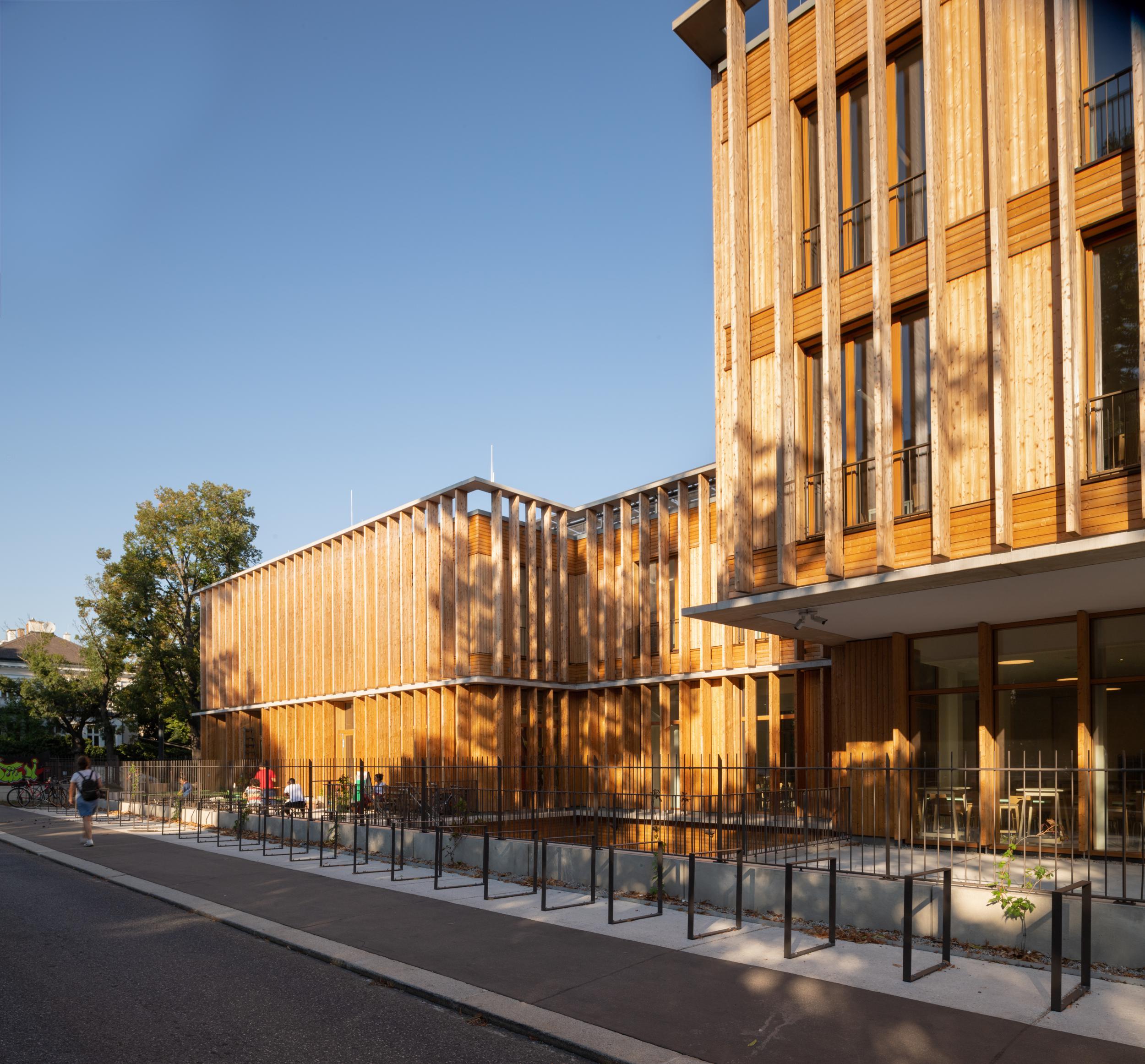 Universität für Bodenkultur Wien - Türkenwirtgebäude, Foto: Hannes Buchinger